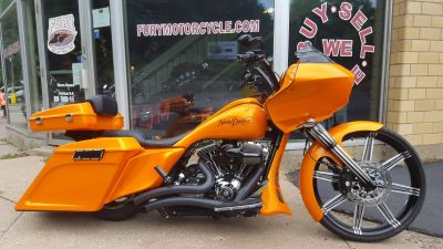 2011 Harley-Davidson Road Glide Custom Touring Motorcycles South Saint Paul, MN