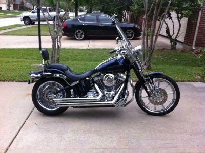 2007 Harley-Davidson SPRINGER CVO