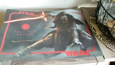 Star wars placemat