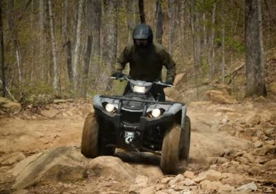 2018 Yamaha Kodiak 450 Utility ATVs Fayetteville, GA