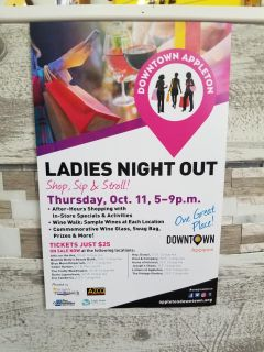 Ladies Night Out-Shop, Sip & Stroll