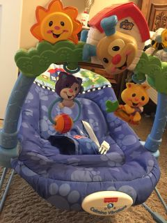 Fisher Price Puppy Bouncer