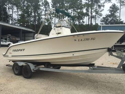 $13,995, 2001 Trophy 2103 Center Console Unknown