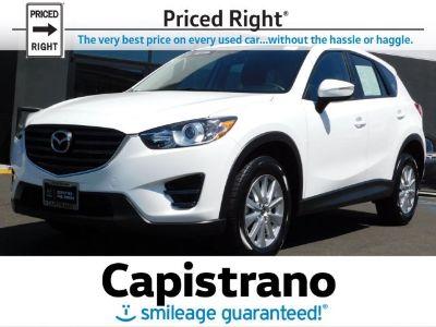 2016 Mazda CX-5 Sport (Crystal White Pearl Mica)