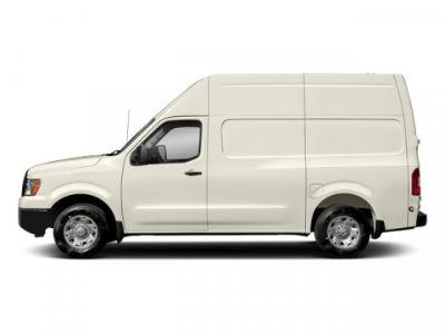 2018 Nissan NV Cargo 2500 HD S (Glacier White)