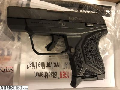 For Sale/Trade: Ruger LCP2, .380 / Striker Fired