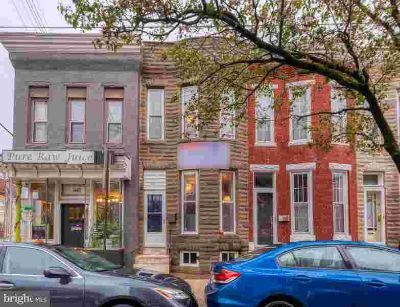 1403 Riverside Ave Baltimore, Well maintained Two BR