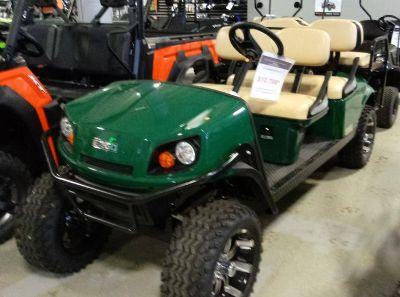 2018 EZ GO - Manufacturers EXPRESS L6 CREW Golf Golf Carts Waco, TX