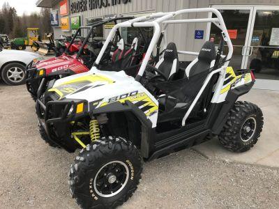 2014 Polaris RZR S 800 EPS LE Utility Sport Utility Vehicles Hillman, MI