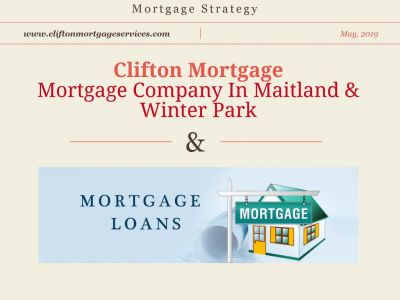 Leading Mortgage Company In Maitland & Winter Park