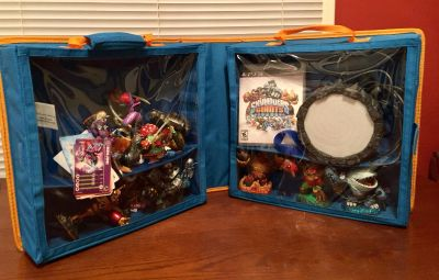 Sky landers lot with Play Station 3 game