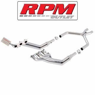 Buy BORLA LONG TUBE HEADERS W/ X-PIPE 17272 FOR YOUR 2011-2014 FORD MUSTANG 3.7L V6 motorcycle in Gilbert, Arizona, United States, for US $1,080.99