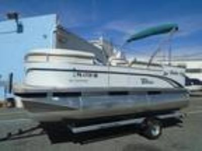 2013 Tahoe Pontoon SP 1670 FRE