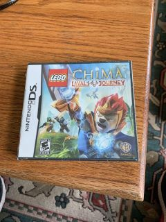 New sealed LEGO chima DS game