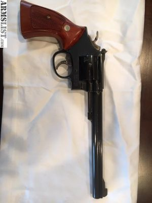 For Sale: Smith and Wesson model 17-6