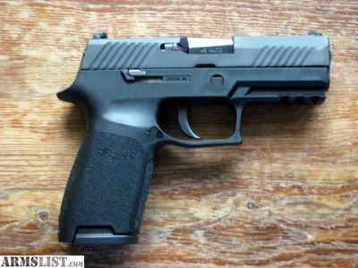 "For Sale: Sig Sauer P320 ""Carry"" in .45"