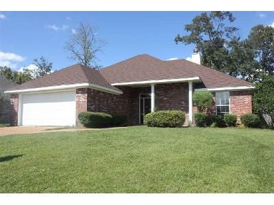 3 Bed 2 Bath Foreclosure Property in Pearl, MS 39208 - Oak Ridge Way