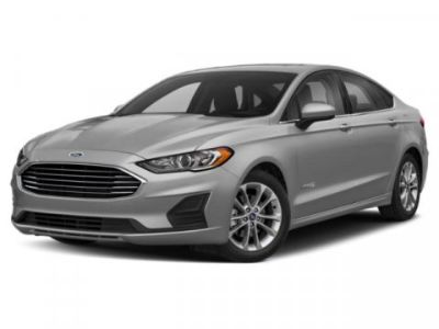 2019 Ford Fusion Hybrid SEL (Blue Metallic)