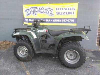 2004 Suzuki Eiger Automatic 400 4X4 (LT-A400F) Utility ATVs West Bridgewater, MA