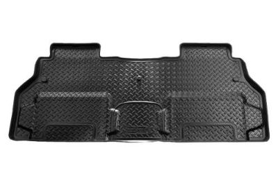 Sell Husky Liners 61021 2009 Chevy Traverse Black Custom Floor Mats 2nd Row motorcycle in Winfield, Kansas, US, for US $91.95