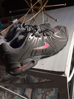 Worn once- Nike shoes