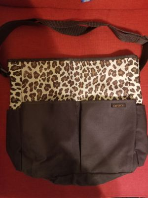 Carters diaper bag
