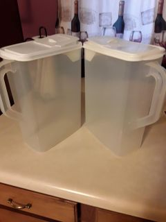 Large cereal containers