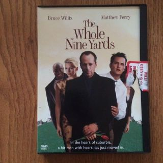 DVD - The Whole Nine Yards (bruce willis & matthew perry)