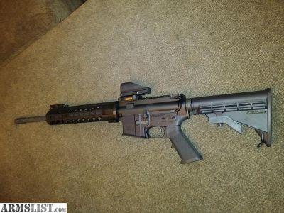 For Sale/Trade: PSA AR15 trade for a nice handgun