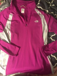 Women s large north face shirt