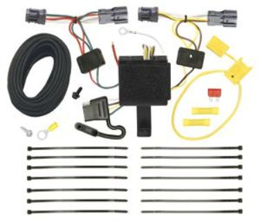 Purchase Trailer Hitch Wiring Tow Harness For KIA Sorento Base LX EX I4 2011 2012 2013 motorcycle in Springfield, Ohio, US, for US $67.00