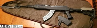 For Sale: SKS 7.62x39