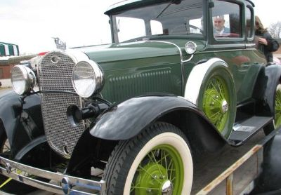 1931 Ford Model-A