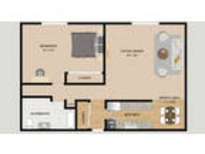 River Oaks Apartments - One BR