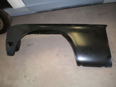 Purchase 1968 MUSTANG LEFT FRONT FENDER motorcycle in Baltic, Connecticut, United States, for US $100.00