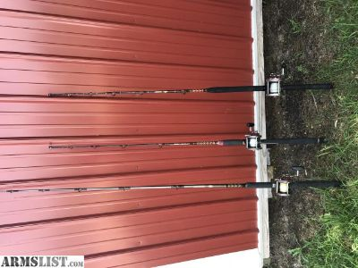 For Sale/Trade: 3 Penn offshore Rod and Reel