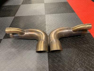 GT3 BBI center exhaust (NorCal)