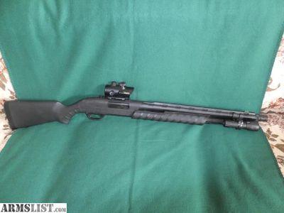 For Sale: Remington M887 Nitro Mag Tactical Shotgun