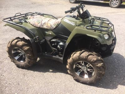 2013 Suzuki KingQuad 400ASi Utility ATVs Cumberland, MD