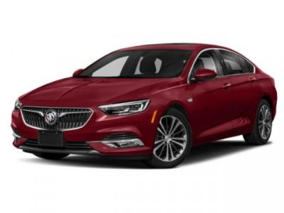 2019 Buick Regal Sportback Preferred II (Ebony Twilight Metallic)