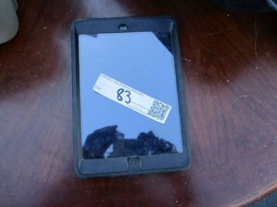 Apple iPad Mini, 16GB (Locked), Model: A1432 RTR#7093018-07,08