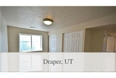 This rental is a Draper apartment West Beverlee Ann. Pet OK!