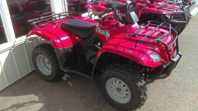 2007 Suzuki Eiger 400 4x4 Auto Utility ATVs Butte, MT
