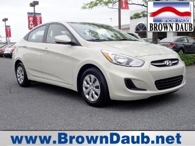 2016 Hyundai Accent GLS (Misty Beige Metallic)