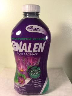Pinalen Lavender multipurpose cleaner, sent booster. 56 ounce
