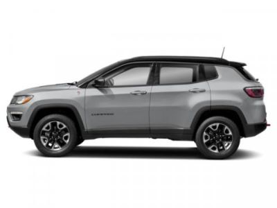 2019 Jeep COMPASS TRAILHA Trailhawk (Billet Silver Metallic Clear Paint)