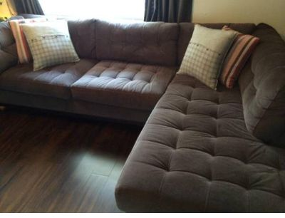 $530, Rooms To Go Sec Sofa