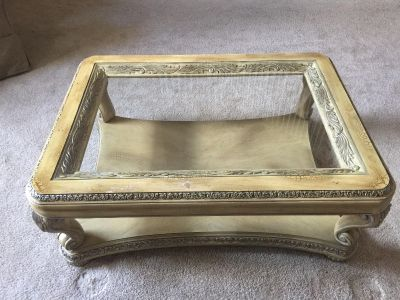 Coffee Table and two end tables AICO BRAND