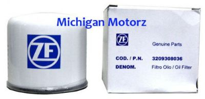 Find ZF Transmission Oil Filter-Short - 3209308036 - IN STOCK! motorcycle in Madison Heights, Michigan, United States, for US $73.95