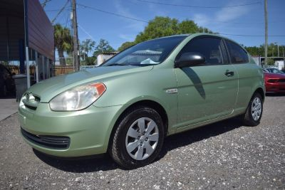 2008 Hyundai Accent GS (GREEN)
